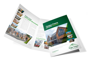 Timber Frame Kits from Flight Timber - Self Build Homes