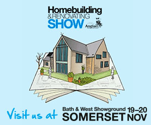 Come See us at Homebuilding & Renovating Show - Somerset