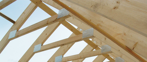 how to build timber roof trusses